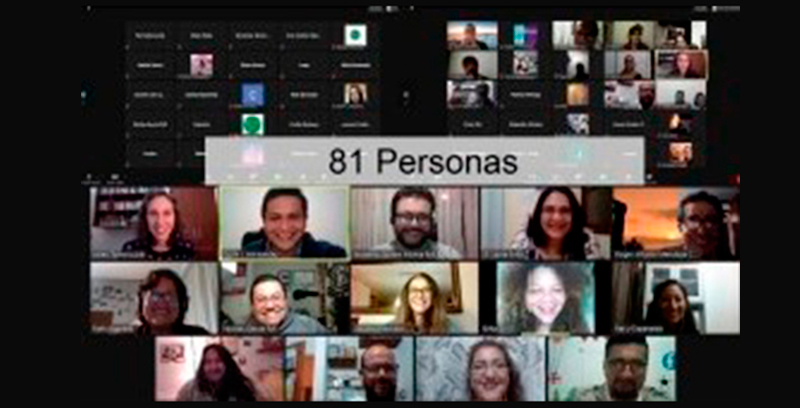 VOZ AMIGA Movilización virtual de las organizaciones basadas en la fe e iglesias de la región andina para ayudar a las familias vulnerables a la pandemia