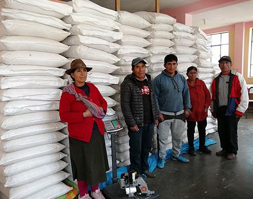 Fortalecimiento de familias de agricultores agroecológicos en la margen derecha del río Marañón FORFAGRO