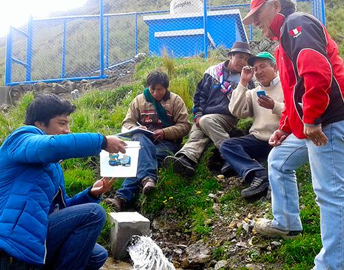 Implementación de la intervención social en las fases de inversión y post-inversión de proyectos de agua y saneamiento rural en las regiones de Huancavelica y Apurímac