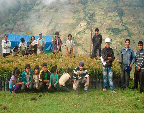 Ordenamiento participativo del territorio y gestión de los recursos naturales en los Andes Peruanos – ACPic