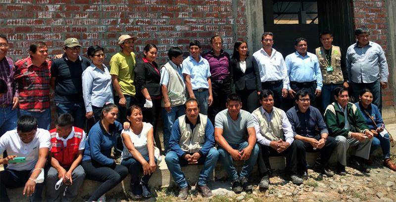 Desarrollo agroindustrial sostenible de tara en Santa María del Valle - Huánuco