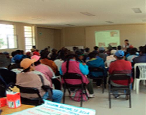 Consultoría para la Implementación de Proyectos de Agua y Saneamiento Rural en Junín y Ayacucho