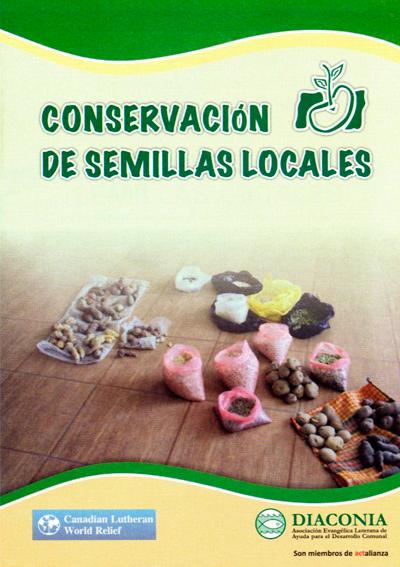 Conservación de semillas locales