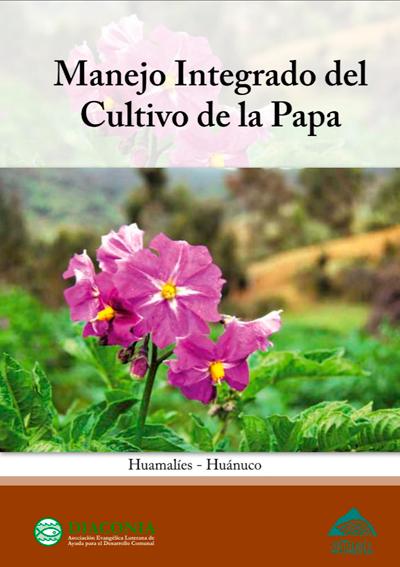 Manejo integrado de cultivo de papa