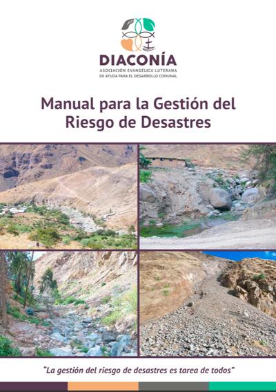 Manual para la Gestión del Riesgo de Desastres